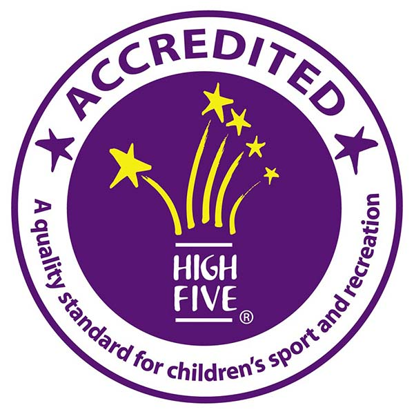 HIGH FIVE™ Accredited – A quality standard for children's sport and recreation